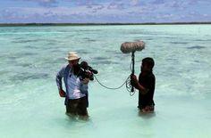 Een zak vol schelpdieren, een schrift met verhalen en een camera vol beeldmateriaal is geen slechte vangst.