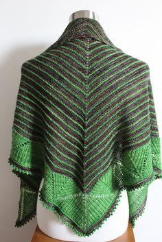 Hand knit pattern Leventry on ravelry. Madelinetosh merino light yarn. | Flickr - Photo Sharing!