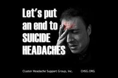 Cluster Headache Support Group | Created by Cluster Headache Support Group, Inc. Cluster Headaches, Let It Be, Group