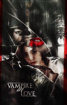 Vampire in Love ft. Naeun Jungkook Taehyung by JungJiHoctv18.deviantart.com on @DeviantArt