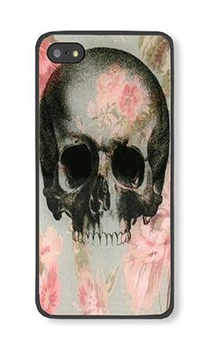 iPhone 5/5S/SE Case AOFFLY® Vintage Floral Skull Flow... http://www.amazon.com/dp/B01DAAVQ72/ref=cm_sw_r_pi_dp_m3Prxb1AMEBE3
