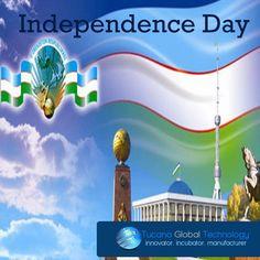 Happy #IndependenceDay in #Uzbekistan