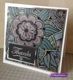 7x7 card made using Spectrum Noir Colorista Dark pad and Spectrum Noir metallic pencils with Crafter's Companion Foil Transfers and Foils – silver. Designed by Kelly Lloyd #crafterscompanion #spectrumnoir #spectrumnoircolorista