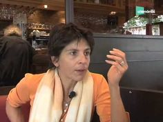 Anne Nivat, reporter de guerre et maman. - YouTube