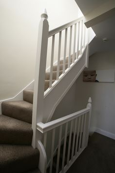 The staircase is usually the first part of the loft conversion to be designed and can add a touch of personality to your home.
