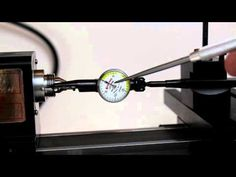 Sherline Lathe 102 - Alignment, Accuracy, and Capacity - YouTube Lathe, Milling, Workshop, Atelier, Tower, Shop Class, Lathe Chuck, Work Shop Garage