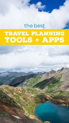 Planning to travel but not sure how to find amazing locations and ideas on what to do? Check out these best trip planning tools + apps! Travel Advice, Travel Tips, Travel Hacks, Family Adventure, Adventure Travel, Packing Tips For Vacation, Travel Packing, Destination Wedding Locations, Plan Your Trip