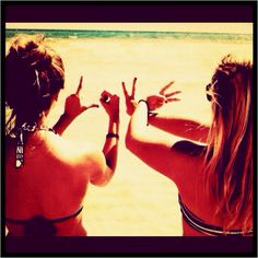 Summer <3 with your BFF!!
