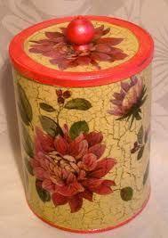 como reciclar latas de tomate
