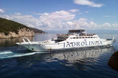 Ferry from Cres to Mainland Croatian Coast, Tourist Trap, Hidden Treasures, Top Destinations, Explore, Building, Travel, Beautiful, Viajes