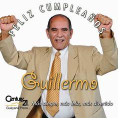 Felicitaciones  para Guillermo Mendoza @guillermomendoza1387 tus colegas de #Century21 Guayana Plaza te deseamos #FelizCumpleaños  amigo.  #Guayana  #inmuebles  #puertoordaz  #BienesRaices  #realestate  #realtor  #realtorlifestyle  #HappyBirthday  @c21guayanaplaza