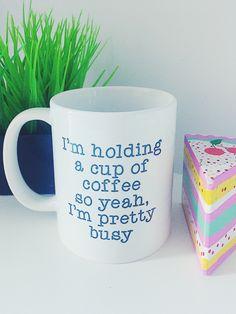 quote mug, inspirational mug, Cheeky mug, motivational mug, funny ...