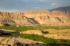 Boquillas del Carmen, photographed by Ed Pattishall, taken from Big Bend National Park, TX.