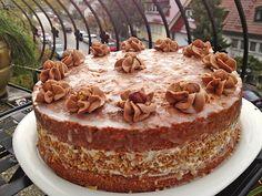 Beste Kuchen: Nusstorte