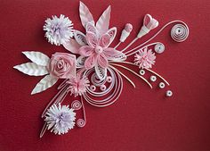 331) *QUILLING ~ Wao