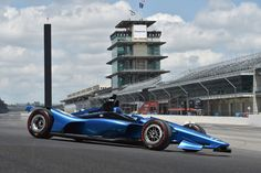 See IndyCars bold new look for 2018  Chris Owens/IndyCar  America's fastest racing series is going with an all-new look from next year. Earlier this week IndyCar revealed the new 2018-spec cars to the world at the Indianapolis Motor Speedway then let series veterans Juan Pablo Montoya and Oriol Servia loose for the 2018 machine's first test session. The pairpowered by Chevrolet and Honda engines respectivelywere immediately up to speed in the box-fresh race cars which will use the same aero…