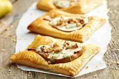 Tarta z gruszką i gorgonzolą - Kuchnia Lidla