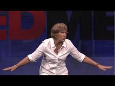 """I got to see this TEDMED talk by swimmer Diana Nyad--all about her dreams, determination and defeat when trying to swim from Cuba to Florida. It's all prompted by the question she asks you: """"What is it you're doing with this one wild and precious life of yours?"""" From the """"Famous Speech Friday"""" series on The Eloquent Woman blog; more at the link."""