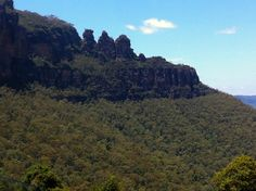 The Tree Sisters, The Blue Mountains. I can't believe it took me 20 years to visit such a spectacular icon, right in my backyard.