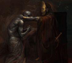 Morrowind: Dagoth Ur by IgorLevchenko