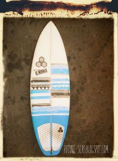 Future Seas: Surfboard art