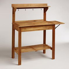 Ana White Build A Simple Potting Bench Free And Easy
