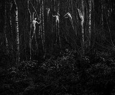 """""""The Fourth Soil,"""" original black and white photography by artist Miss Aniela (UK) available at Saatchi Art Dark Photography, Abstract Photography, Artistic Photography, Contemporary Photography, Photography Women, Fashion Photography, Maleficarum, Arte Obscura, Montage Photo"""