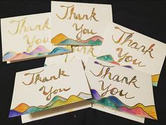 Thanking your donors in an important step! Handwritten cards are wonderful but a personal email also goes a long away :)