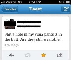 And yoga pants would be torn to shreds all over the nation. | 22 Reasons Why Commas Are The Most Important Things In The World