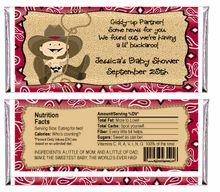 Hershey Chocolate Wrapper
