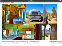 Kate Pierson Of The B 52s Has Rental Properties Featuring Remodeled Airstreams For Ultimate Glamping Experience