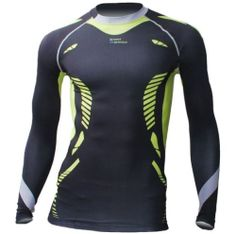 ANDIN New men Sports wear Compression Under Shirts Tights Base Layers AJ013