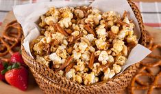 Spicy Maple Kettle Corn