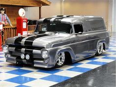 '61 Ford panel truck