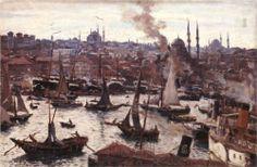 Constantinople -  Thalia Flora-Karavia