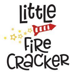Silhouette Design Store: little fire cracker