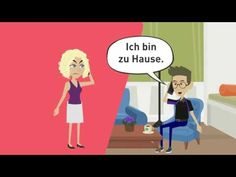 Learn German / Indirect questions / two-case prepositions / subor.