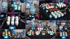 Słodki Stół na 40 urodziny/ 40 Birthday Party Sweet Table