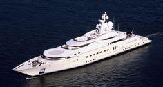 """""""Pelorus"""" - Owner: Roman Abramovich, Russia."""