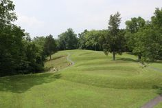 8. Great Serpent Mound (Peebles)