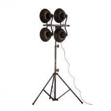 Aviator Quad Spotlight Floor Lamp