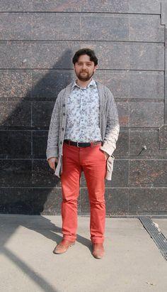 Городские образы. Глеб, 25 лет, KT Labs, ул. Пушкина. http://theloom.ru/blogs/looks/gorodskie-obrazyi-7/