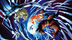 fantastic four wallpaper widescreen retina imac - fantastic four category