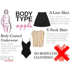 Dressing For Your Body Type: Apple