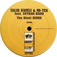 Talib Kweli & Hi-Tek Feat. Erykah Badu - The Blast Remix