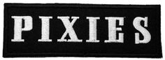 Pixies Alternative Rock Band DIY Applique Embroidered Sew Iron on Patch by PA International Trading Co.,Ltd, http://www.amazon.com/dp/B00BPO4I58/ref=cm_sw_r_pi_dp_ohvLrb18H57XS