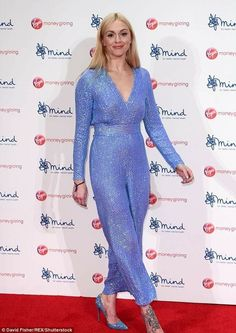 Fearne Cotton, Jumpsuit, Dresses With Sleeves, Formal, Long Sleeve, Style, Fashion, Catsuit, Preppy