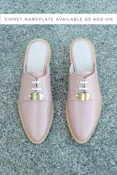 SOUL Lace Up Oxford