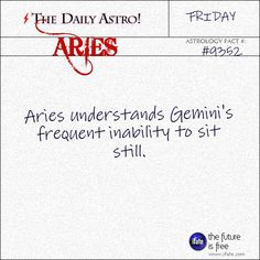 Aries 9352: Visit The Daily Astro for more facts about Aries.You can try a 100% free instant birth chart here.