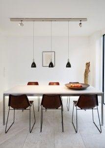 Lichtdesign Küche Mit Schienensystem Haus Pinterest Salons - Fliesen schienensysteme
